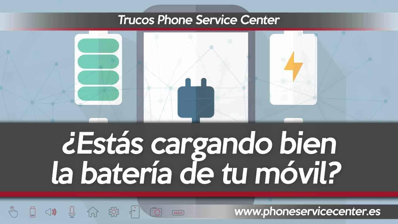 5f65eb89659 Cómo cargar la batería de tu móvil correctamente?