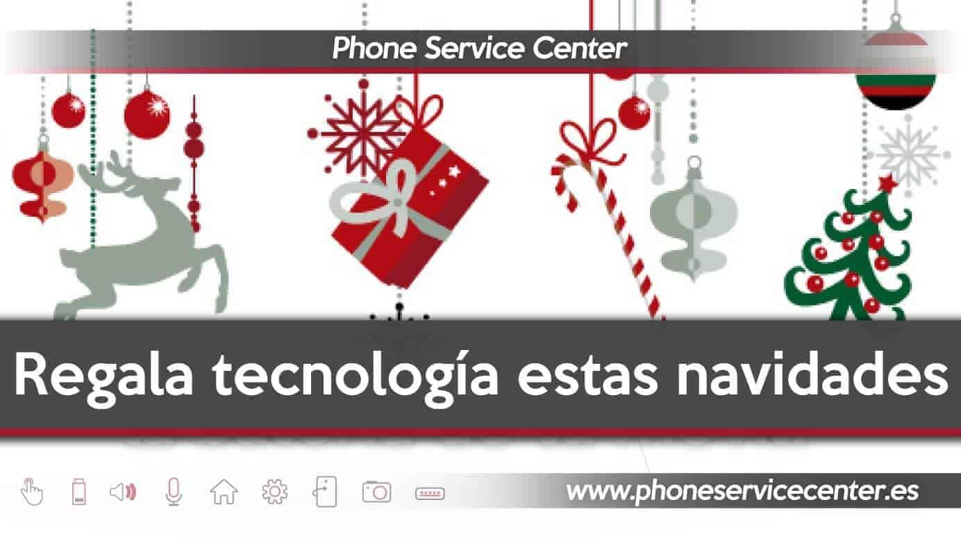 regalos tecnologicos para Navidades