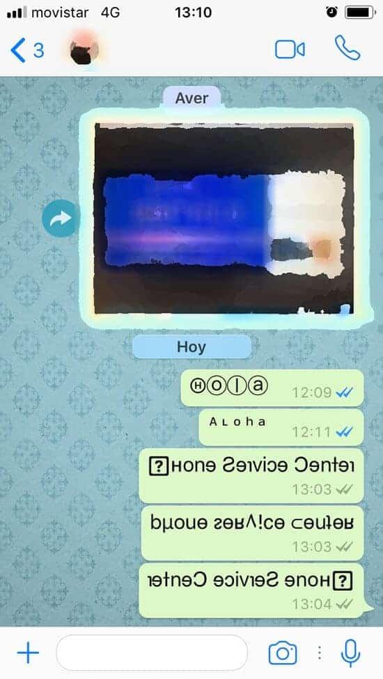 TXTN letras en WhatsApp
