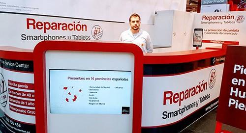 Tecnico de reparacion de moviles Torrevieja carrefour - Phone Service Center