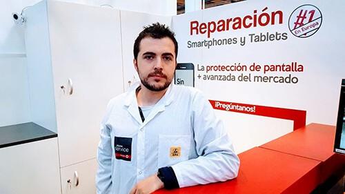 Tecnico de reparacion de moviles Torrevieja carrefour