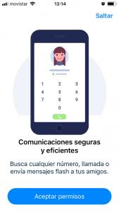 Comunicaciones seguras y eficientes en Truecaller