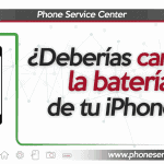 cambiar la bateria de tu iPhone