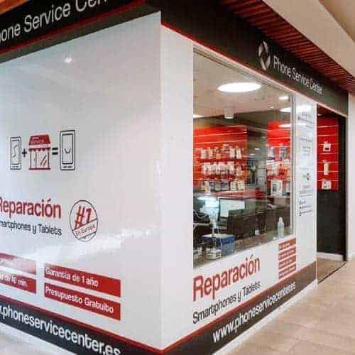 Reparacion de smartphones y tablets Phone Service Center Franquicia El Pinar