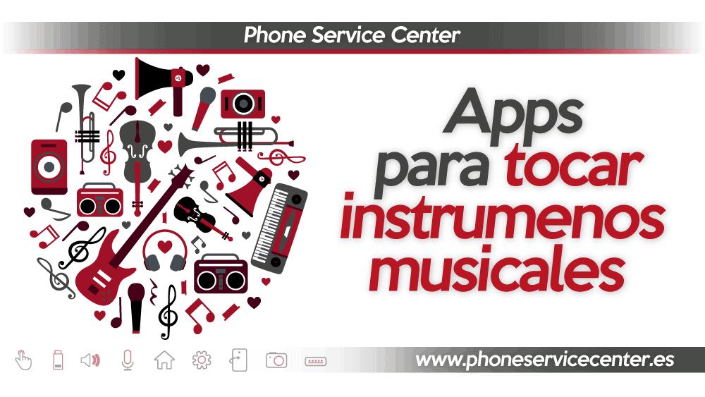 apps-para-tocar-instrumentos-musicales