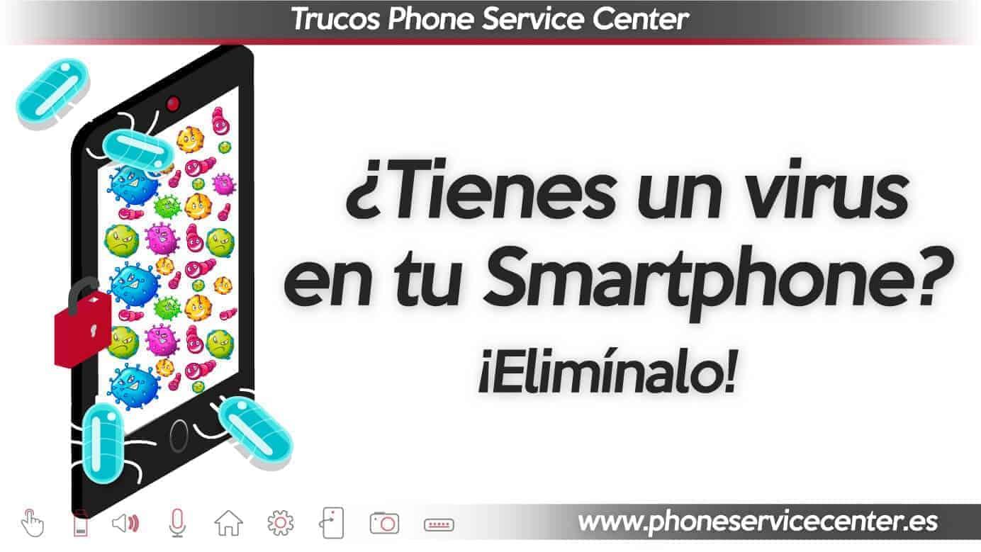 virus en tu smartphone