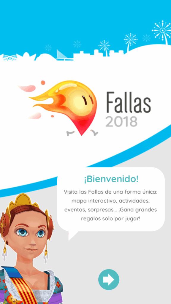 juega con las fallas 2018
