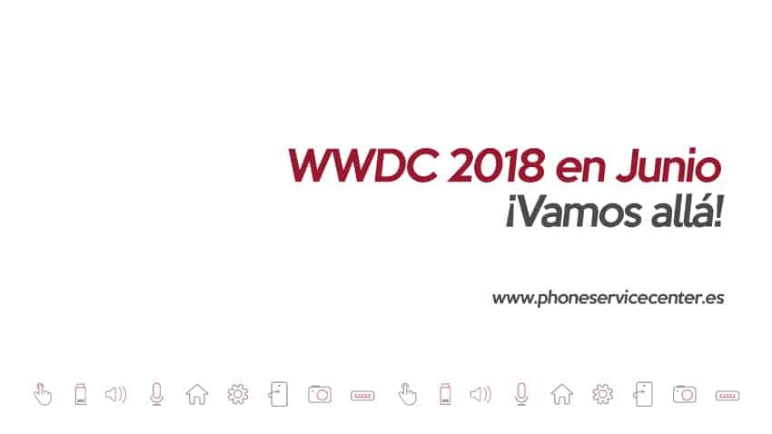 WWDC 2018 en Junio