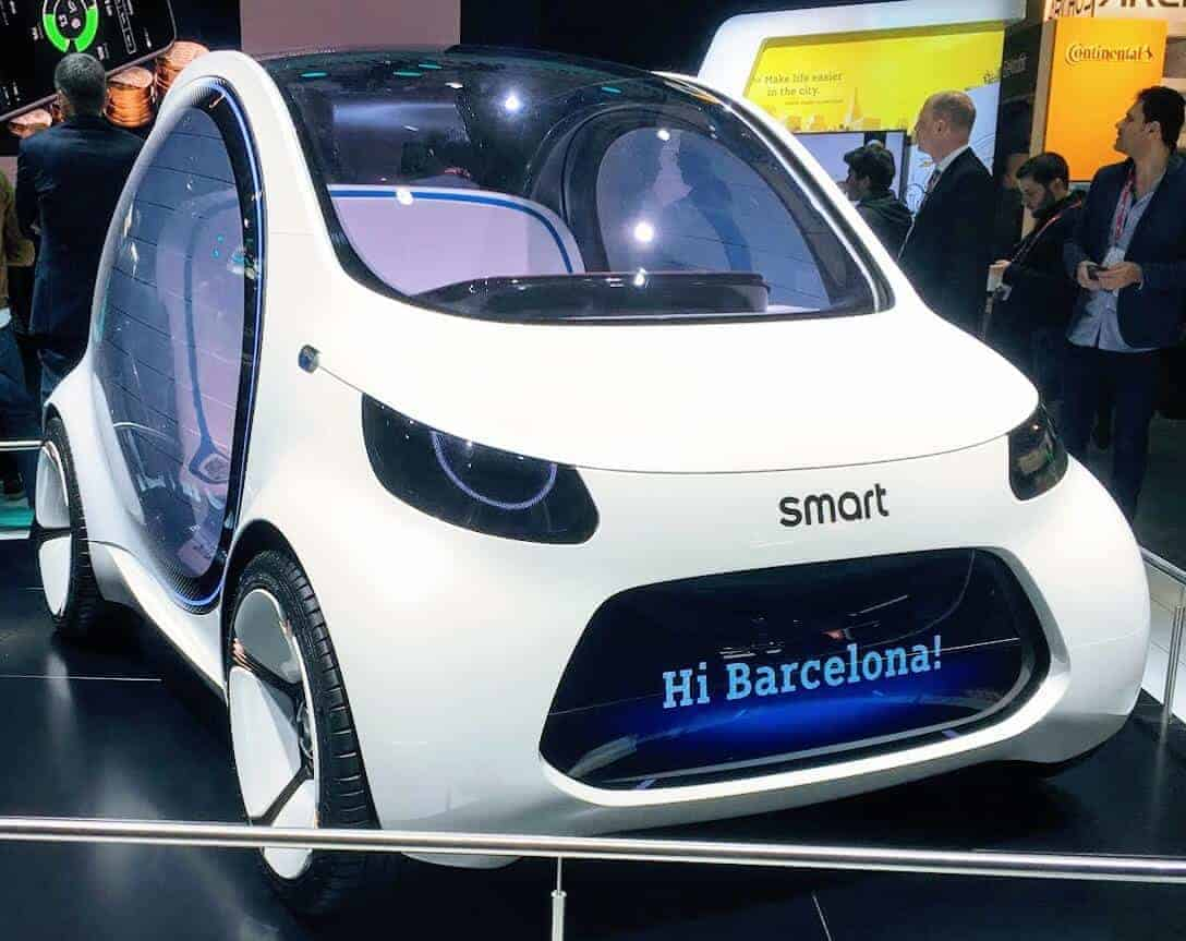 Smart MWC2018