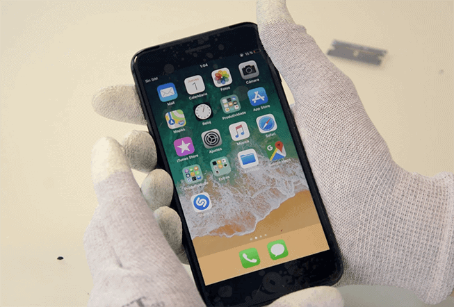Reparar Pantalla Iphone  Plus