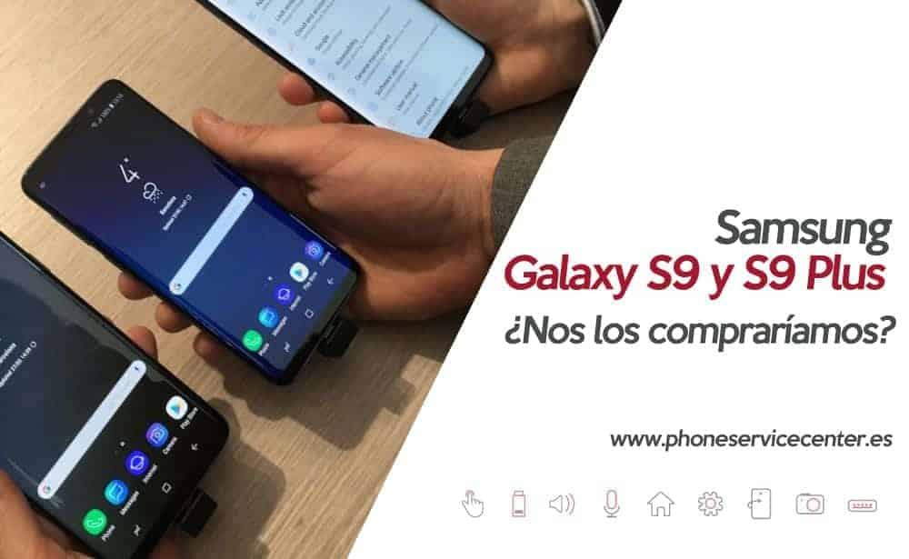 3b1f10f098f Te comprarías el Samsung Galaxy S9? ¿Mejor el S9 o el S9 Plus?
