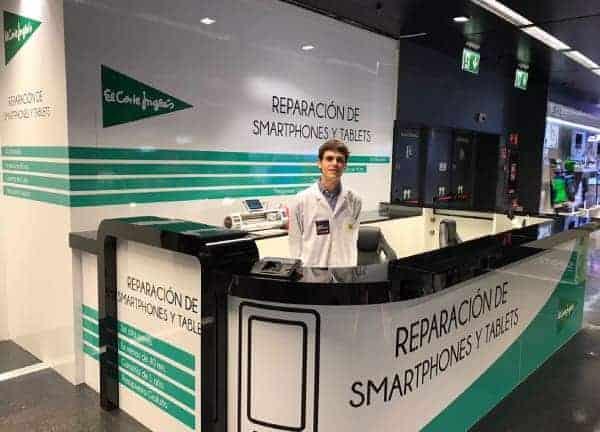 0b694aa89f2 Los clientes de nuestra tienda de Reparación de móviles Pozuelo - El Corte  Inglés | PSC opinan: