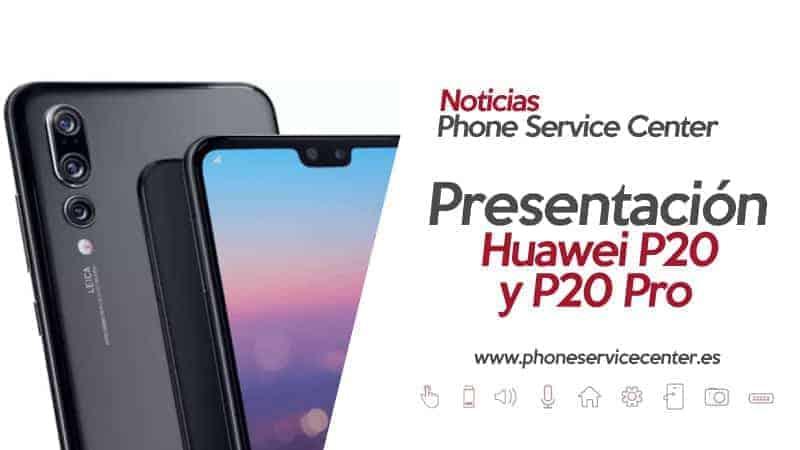 b61c420af80 Huawei P20 Pro: La triple cámara - Phone Service Center