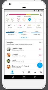Yaizo Contador de calorías