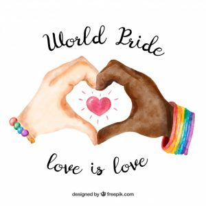 love is love pride