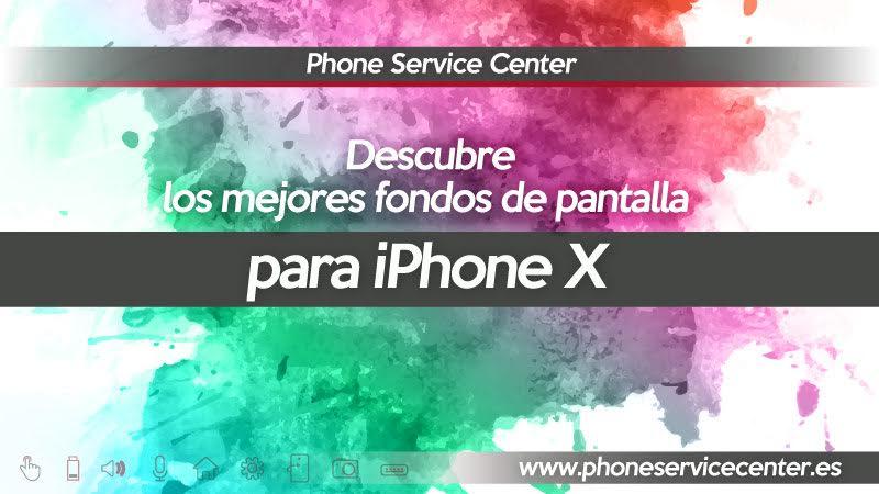 fondos de pantalla para iphone x