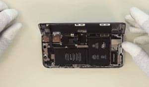 iphone x se abre como un libro