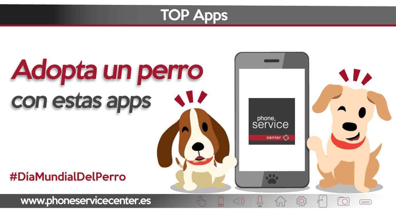 Apps para adoptar perros