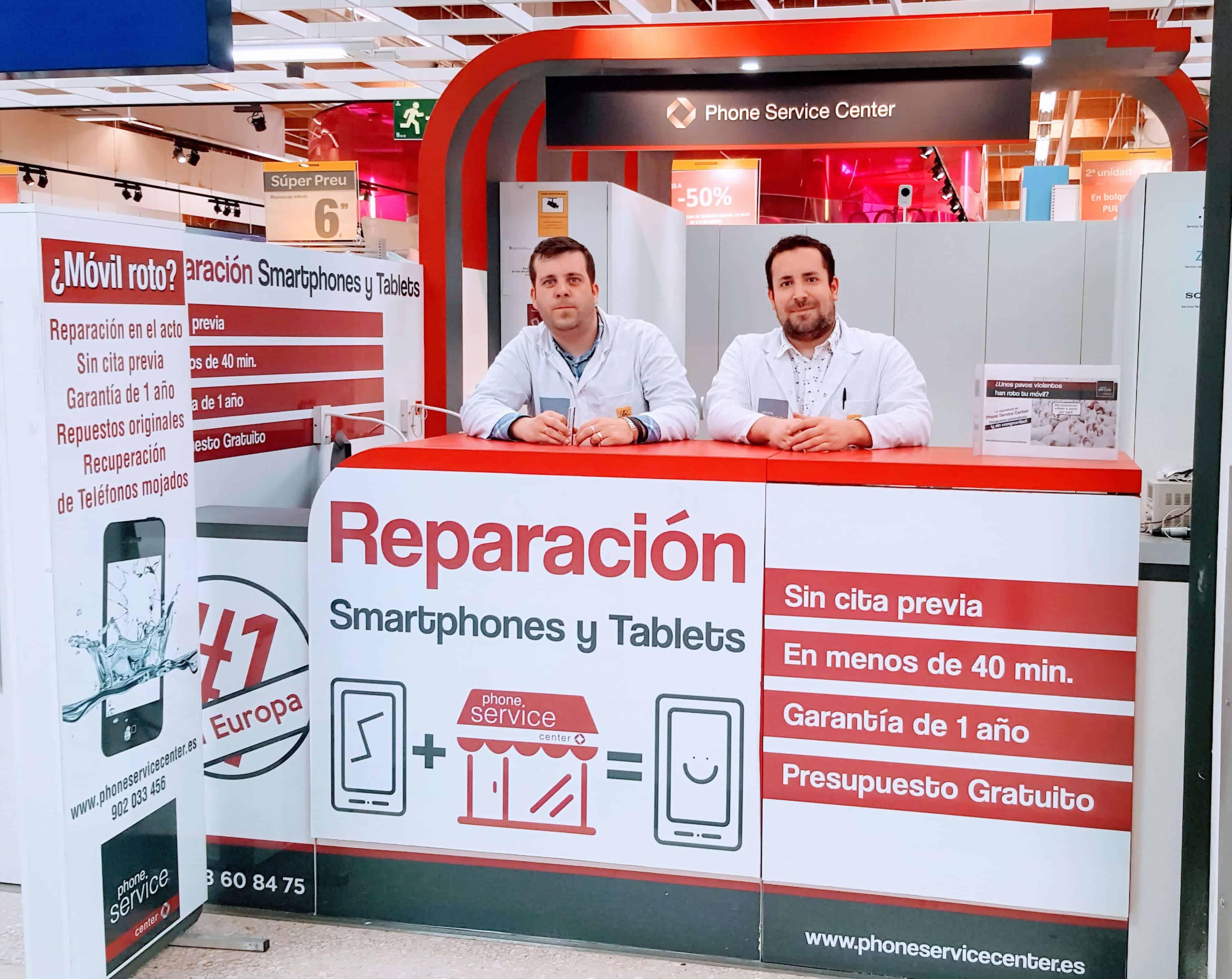 f7e2b2cae0c Reparación de móviles en Barcelona CC La Maquinista | PSC
