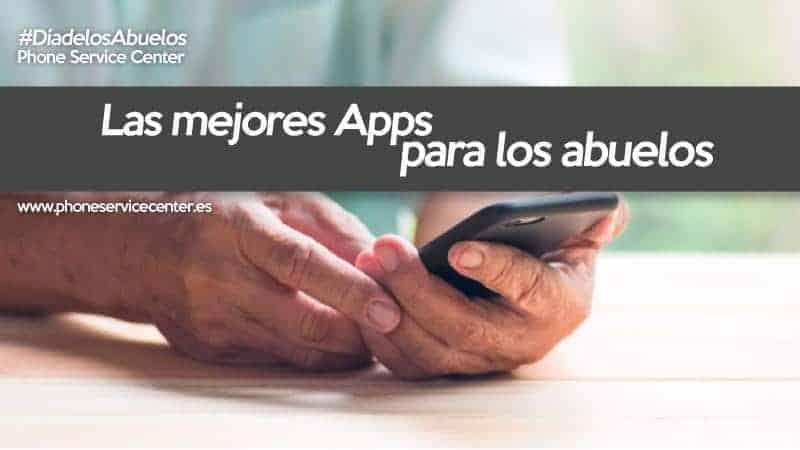 aplicaciones para abuelos