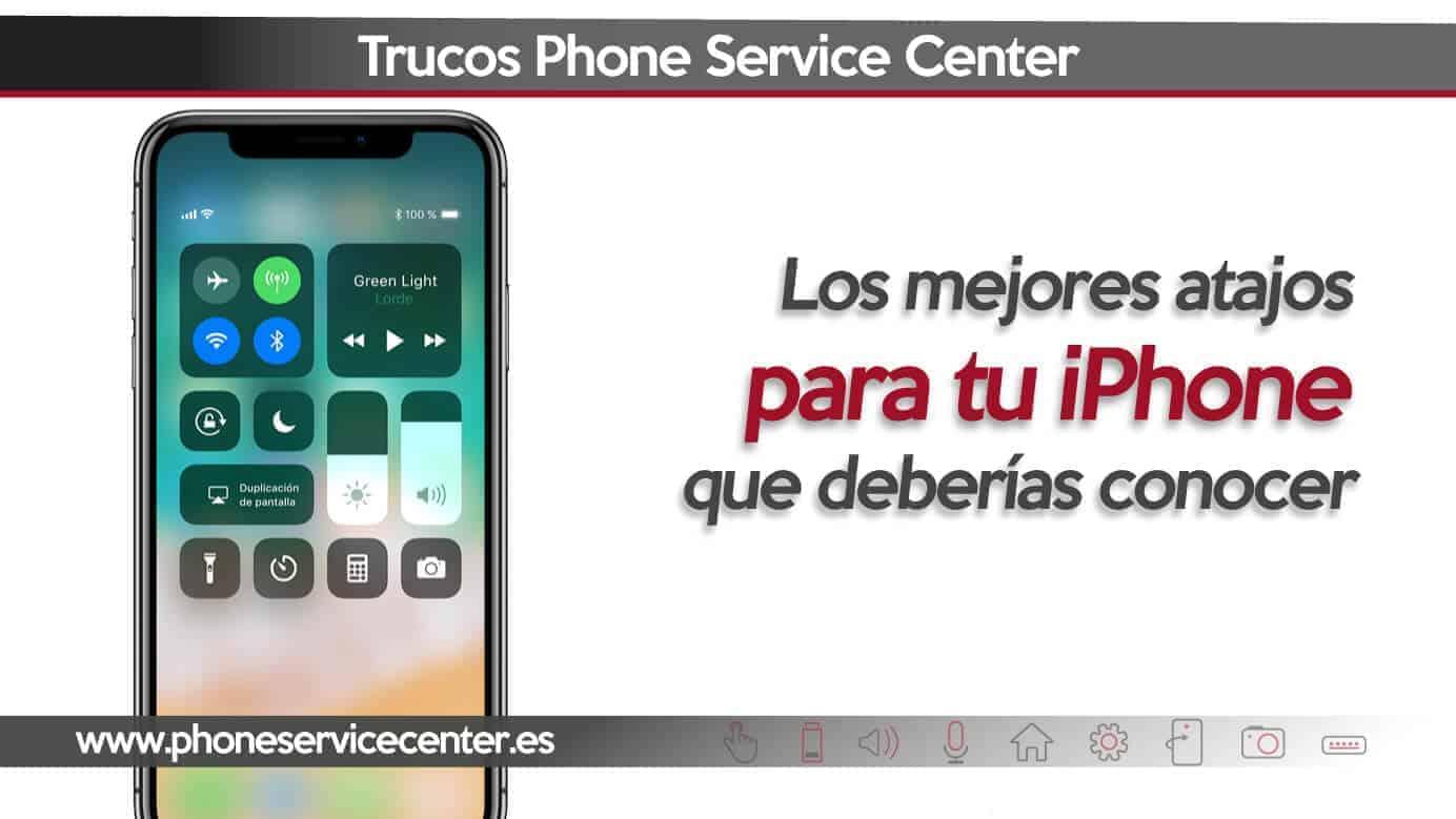 atajos para iphone