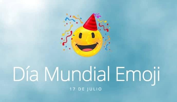 dia mundial del emoji