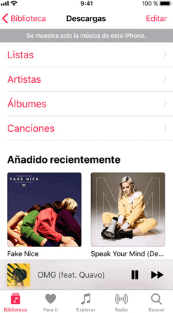 como pasar musica de la pc al iphone itunes