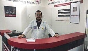 phone service center almeria