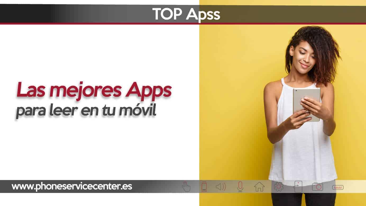 Apps para amantes de la lectura