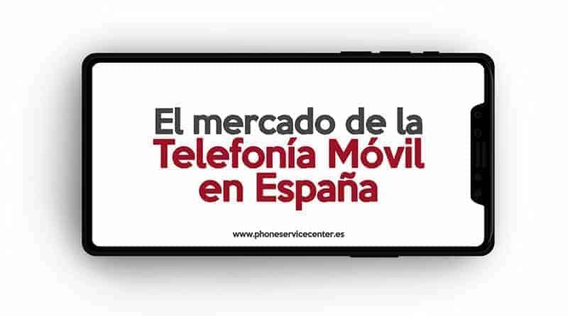 mercado de la telefonia movil en España