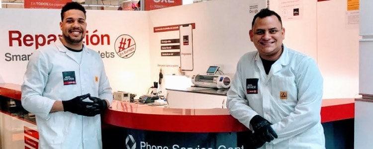 Reparacion de moviles en tenerife carrefour phone service center meridiano