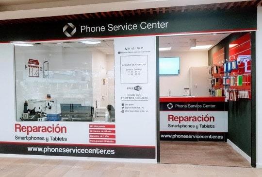 reparacion-de-moviles-en-madrid-phone-service-center-servicio-tecnico-el-corte-ingles-pinar