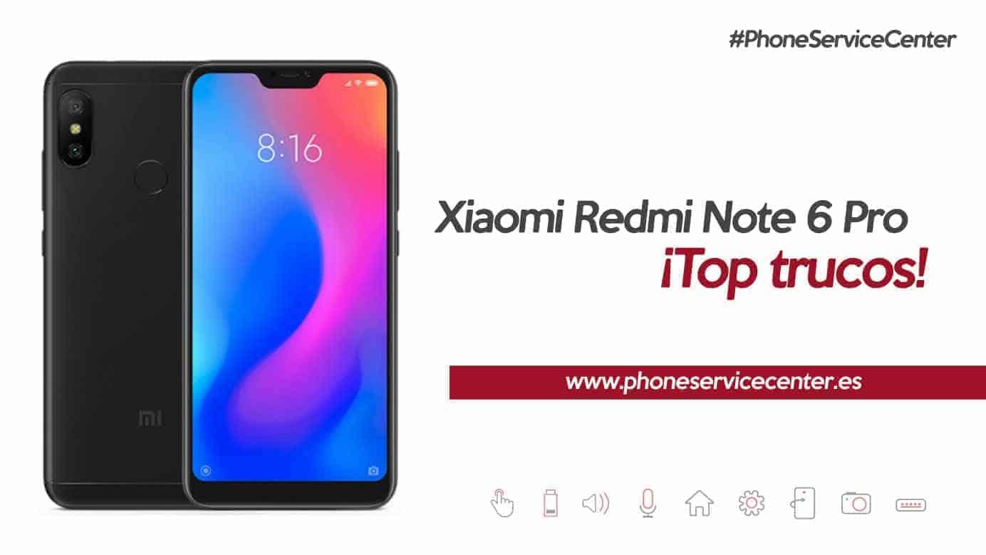 Los mejores trucos para Xiaomi Redmi Note 6 Pro