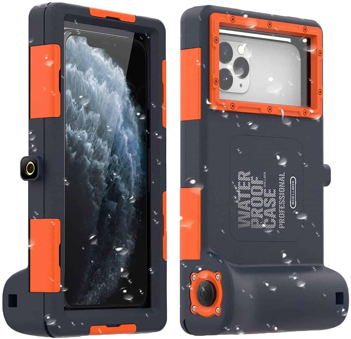 funda resistente al agua para iphone universal