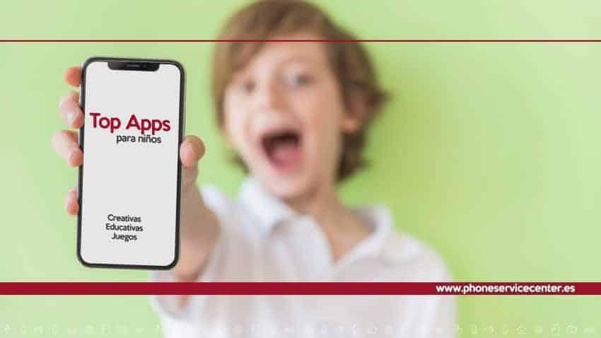 Top apps para niños