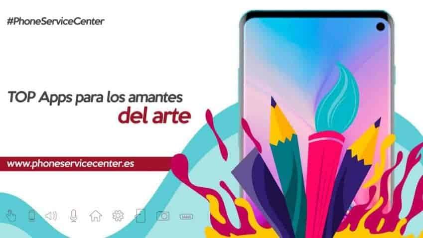 Apps amantes arte