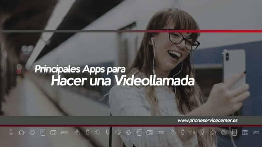Apps para hacer videollamadas