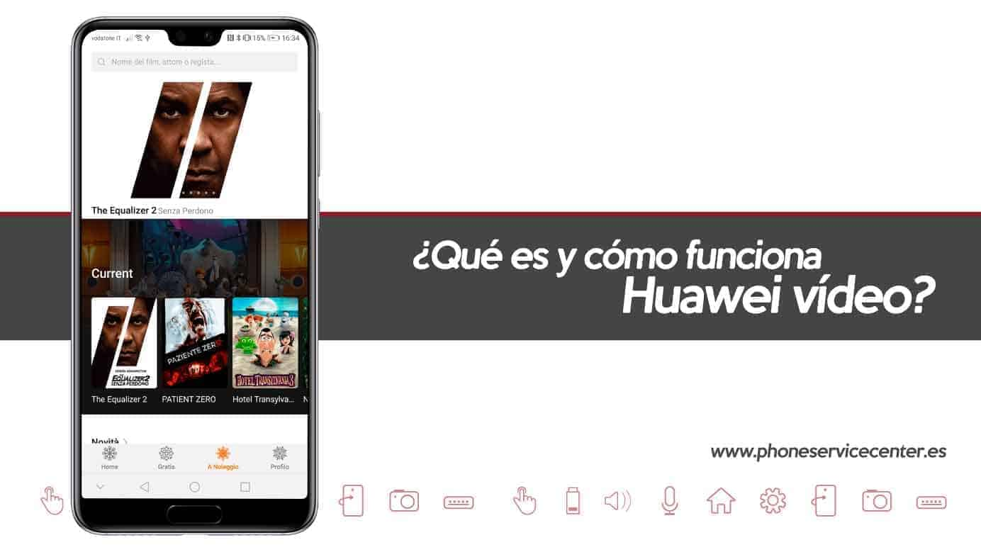 Que es Huawei Vídeo
