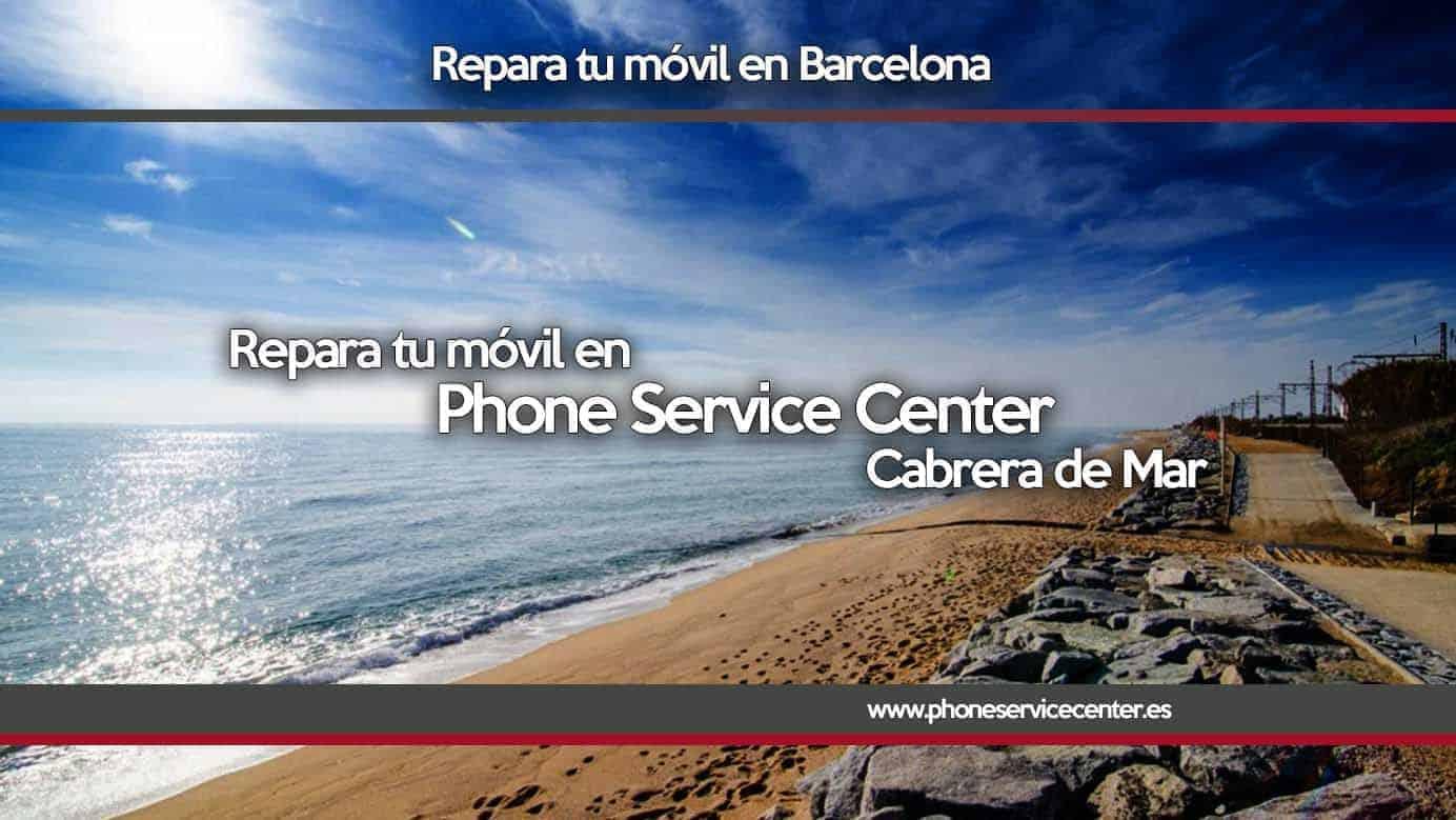 repara tu movil en Cabrera de Mar