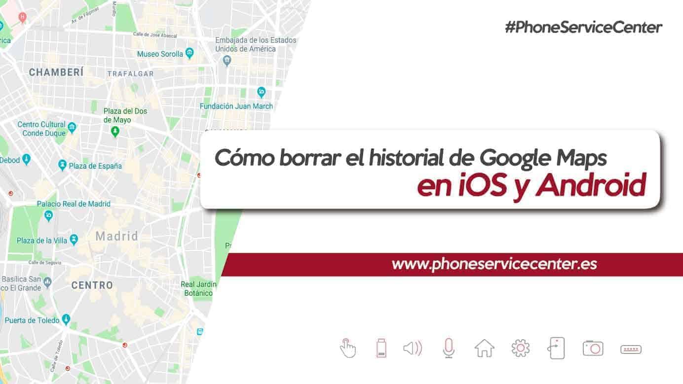 borrar-el-historial-de-Google-Maps