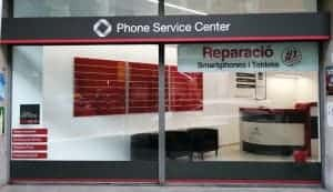 travessera-de-gracia-reparacion-de-moviles-en-barcelona-phone-service-center