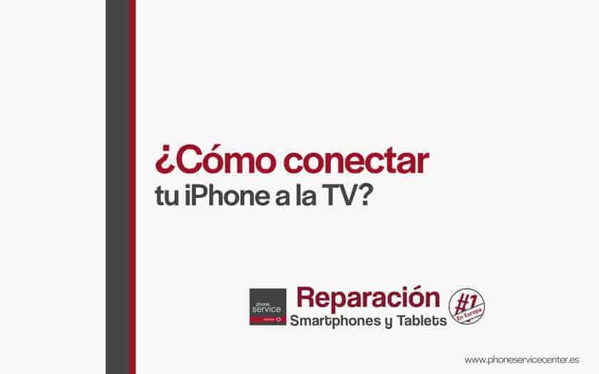 como-conectar-iphone-tv