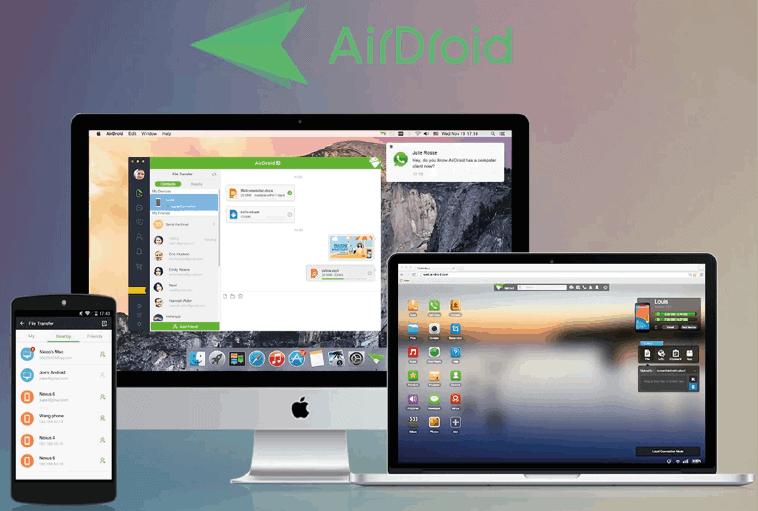 pasar fotos del iphone al ordenador con Aidroid
