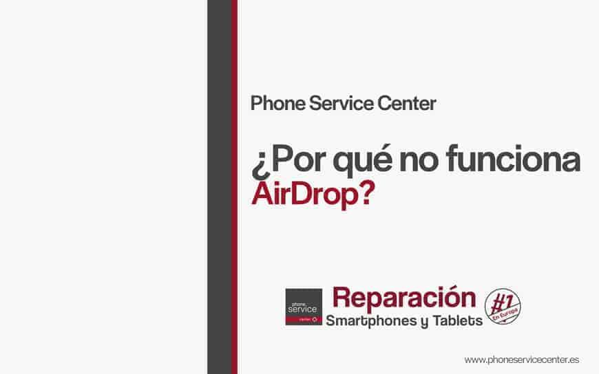 airdrop-no-funciona