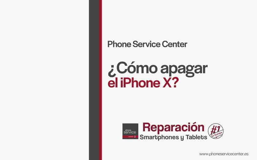 como-apagar-el-iPhone-X