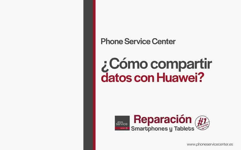 como-compartir-datos-con-Huawei
