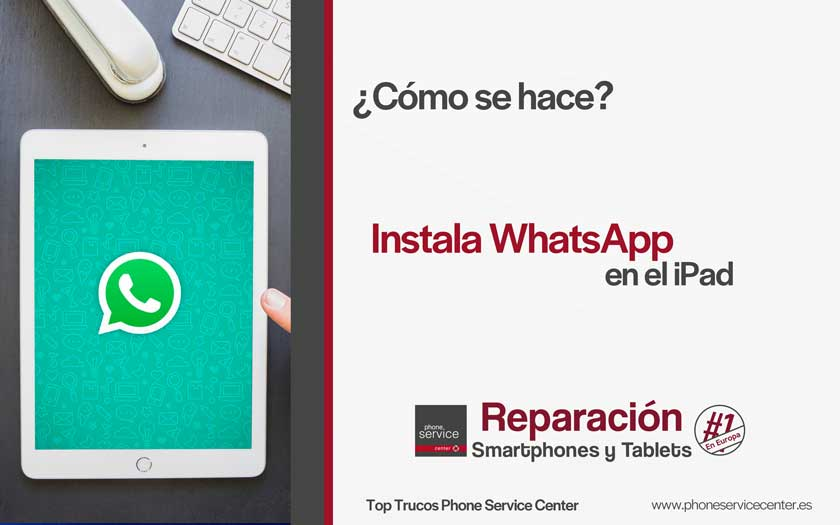 WhatsApp-en-iPad
