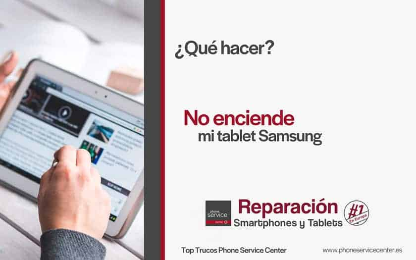 tablet-Samsung-no-enciende