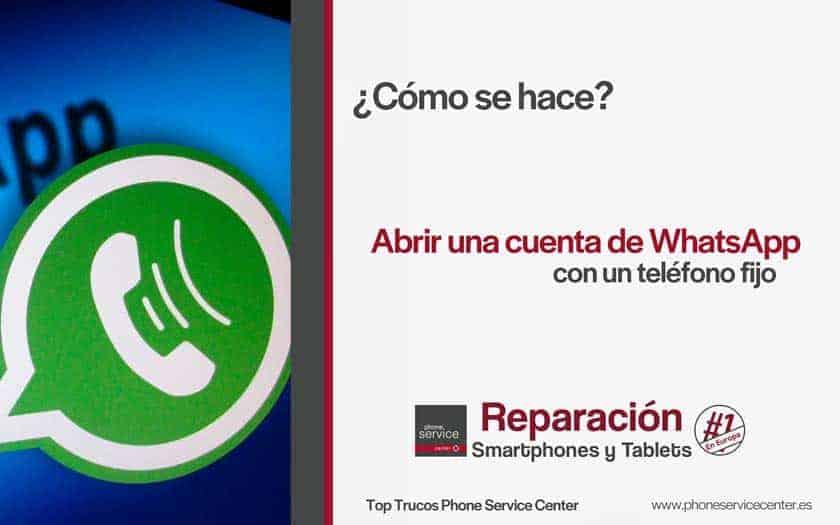 WhatsApp-con-un-telefono-fijo