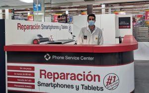 Phone Service Center Carrefour Bahia Sur